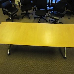 Used 8Ft Vecta Conference Tables