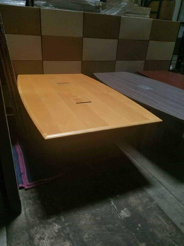 Maple Wood Veneer Conference Table
