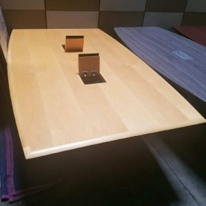 Maple Wood Veneer Conference Table
