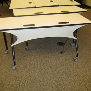 Used Versteel Training Tables