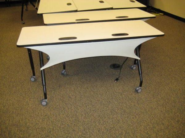 Used Versteel Training Tables