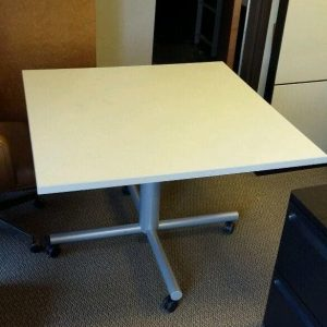 Used breakroom tables