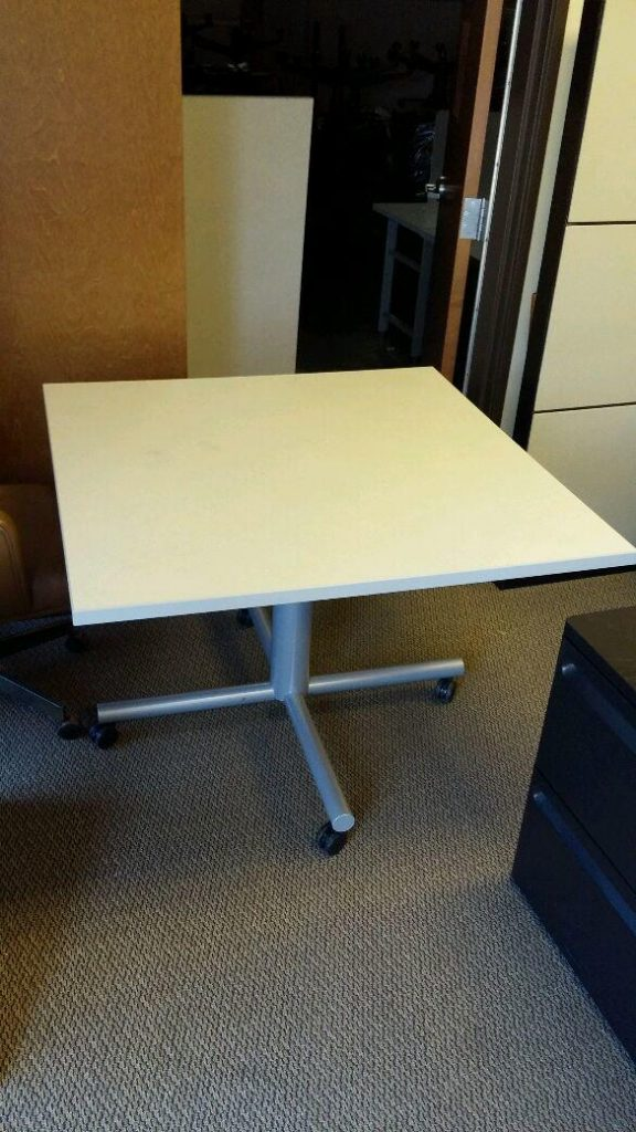 Used breakroom tables