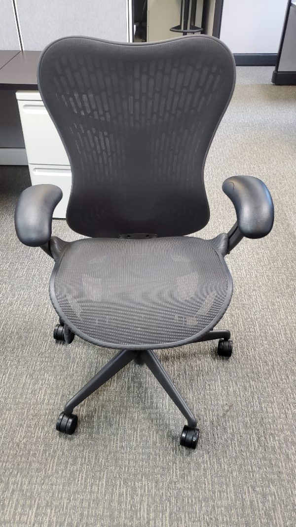 used Steelcase Leap V2 Chairs
