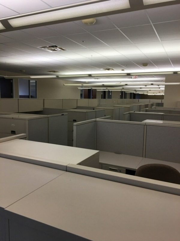 Steelcase Avenir Cubicles