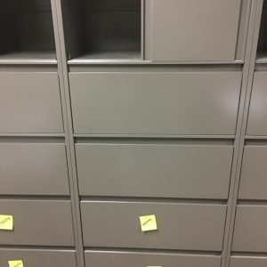 Steelcase Combination File Cabinets
