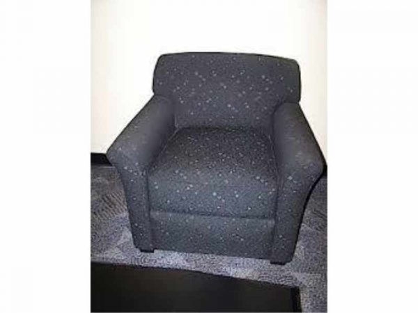 Secondhand Black Steelcase Vecta Lounge Chairs