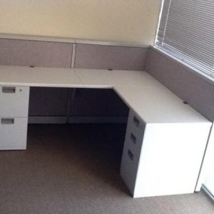 Used Steelcase Avenir® cubicles