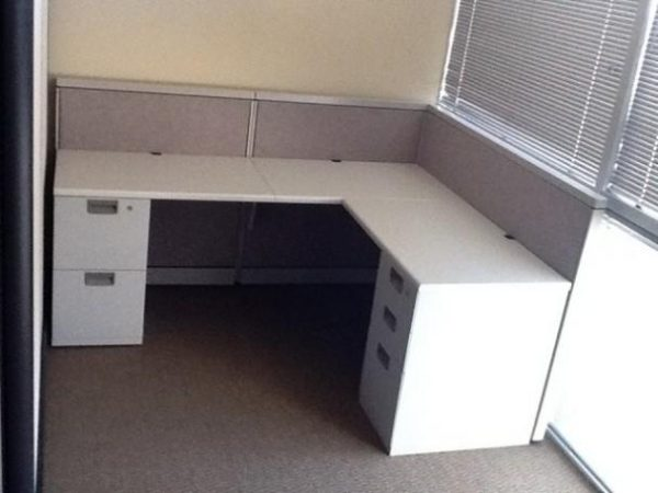 Secondhand Steelcase Avenir® Cubicles