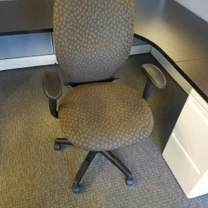 Used United Savvy Multi-Function Office Chairs