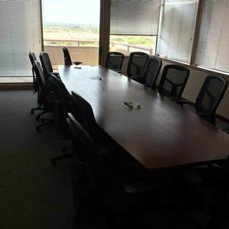 used conference tables