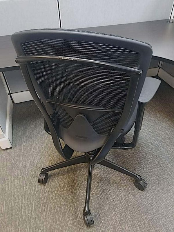 Used Teknion Contessa Mesh Back Office Chair