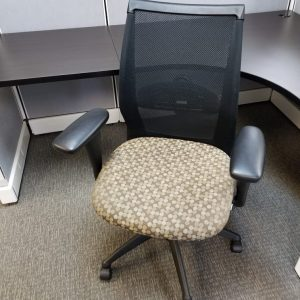 used Haworth Improv Tag Task Chairs