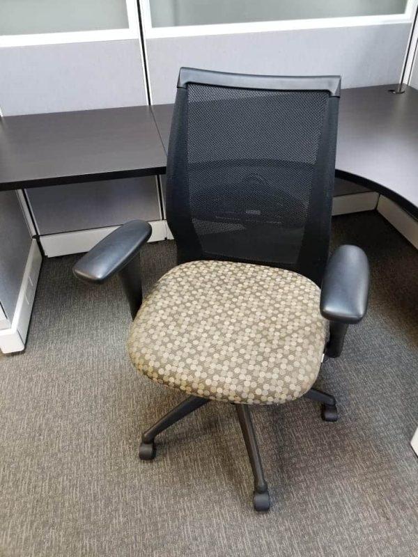 Used Haworth Improv Tag Task Chairs