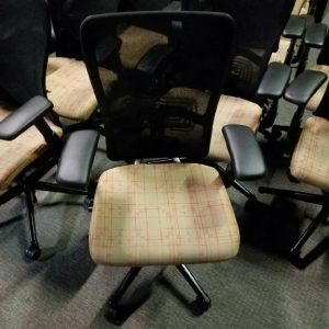 used Haworth Zody Chairs