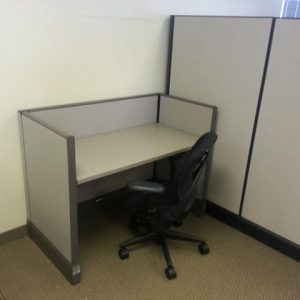 Used Herman Miller AO3 Telemarketing Cubicles