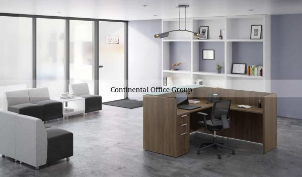 Reception Furniture - Project 7