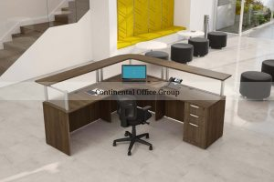 Reception Furniture - Project 6