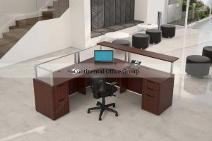 Reception Furniture - Project 15