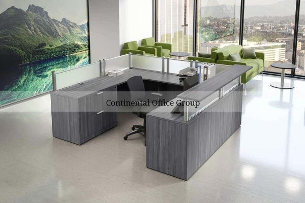 Reception Furniture - Project 1