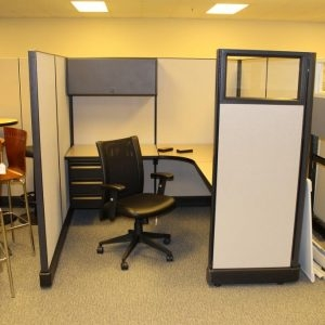 Used Herman Miller A02 6x7x67 & 6x6x67 Workstations