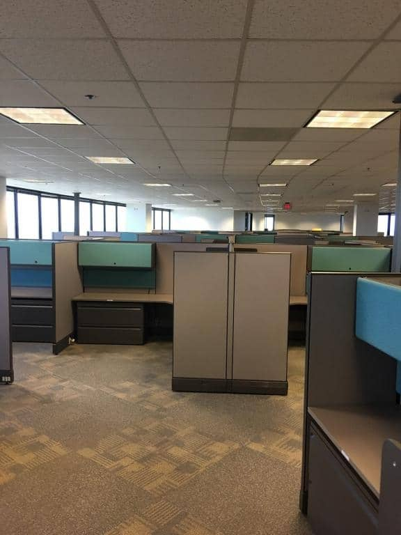 Used Herman Miller A03 Stations for sale