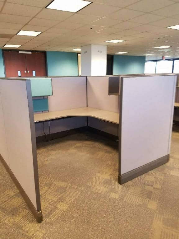 Used Herman Miller A03 Stations