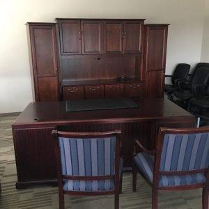 Used 77x36 Helikon Desk