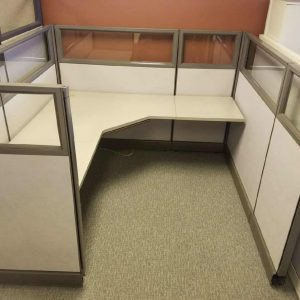 Used Herman Miller AO2 6×6 6×8 8×8 Cubicles