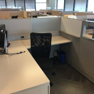 Secondhand Teknion Cubicles