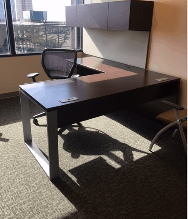 Used Teknion 72x30 Desk