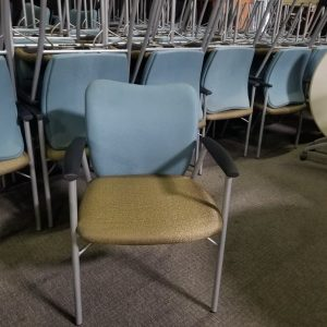 Secondhand National Mix It Guest Chairs