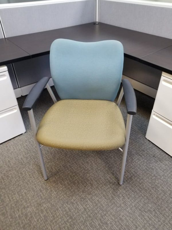 Used National Mix It Guest Chairs