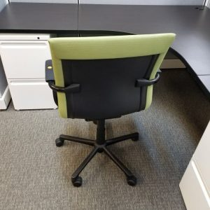 Secondhand Steelcase Protege Chairs