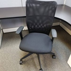Used Inertia Mesh Back Task Chair
