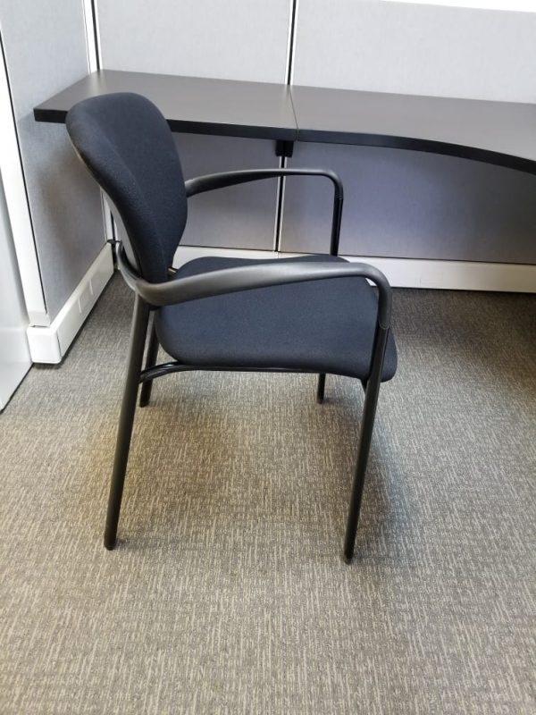 Preowned Haworth Improv Guest Chair