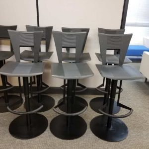 Used Bar Height Stools