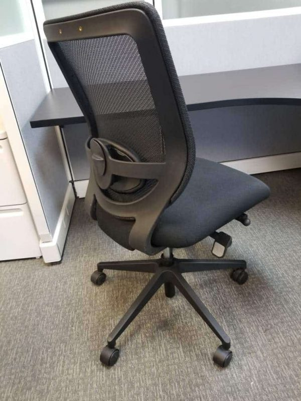 used ChairWorks Mesh Office Chairs No Arms 2