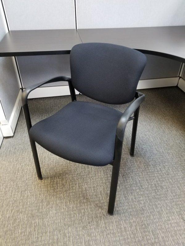 Black Guest Chair