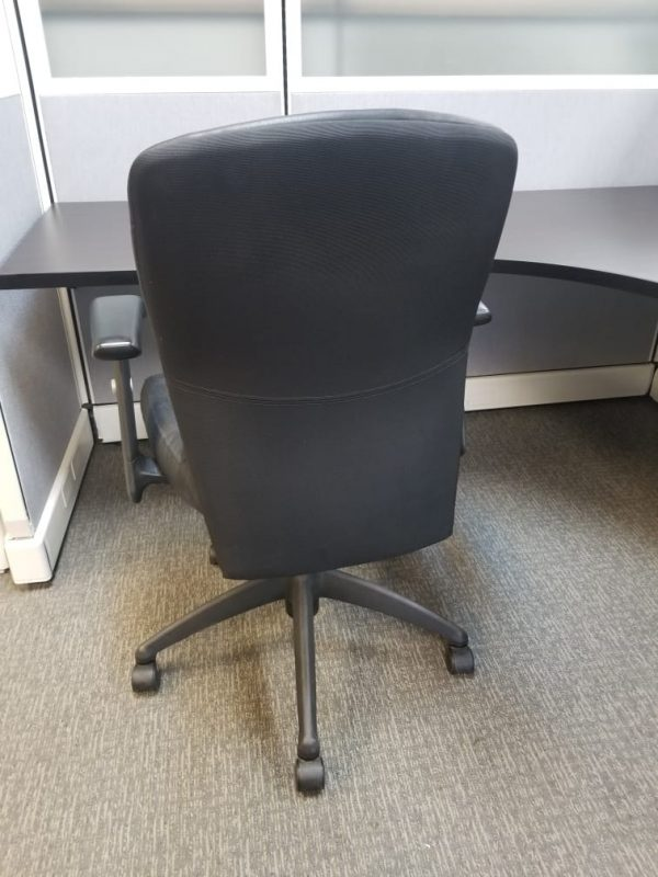 Used Leather Allsteel Office Chairs