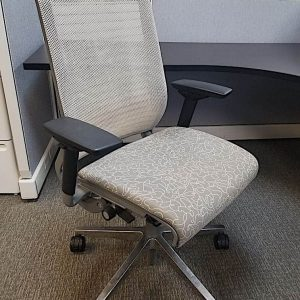 Used Office Chairs by Steelcase Think