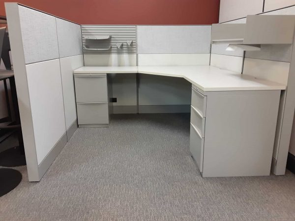Used Teknion Cubicles 6x6x53