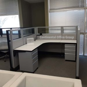 Used Herman Miller AO2 Cubicles 6x6