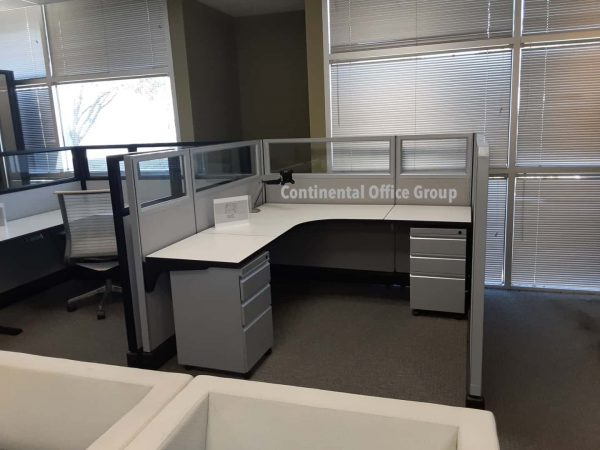 Herman Miller AO2 Cubicles For Sale