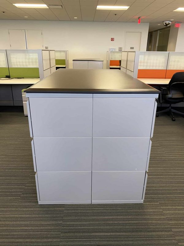 Used Herman Miller 3 Drawer File Cabinets for sale buy now