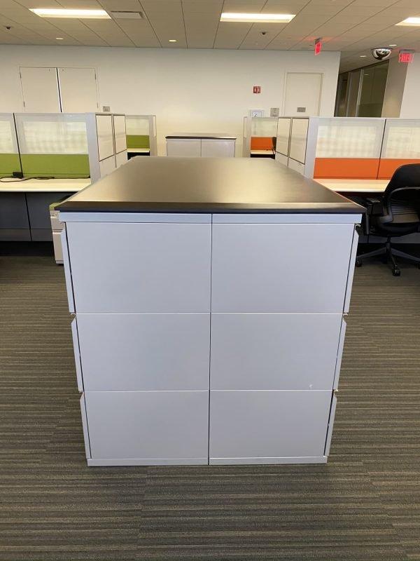 Herman Miller 3 Drawer File Cabinets for sale buy now