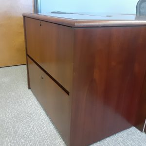 Used Kimball 2 Drawer Lateral Filing Cabinets
