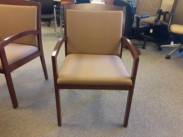 Kimball Side Chairs Used Office Side Chair