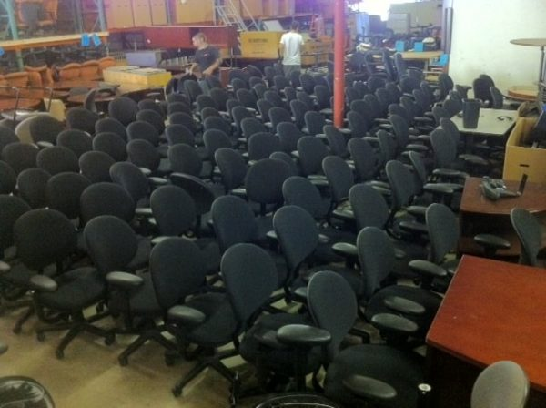 used Steelcase Criterion Office Chairs For Sale
