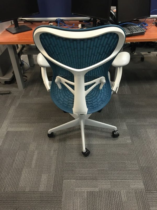 Secondhand Herman Miller Mirra 2 Chair for sale